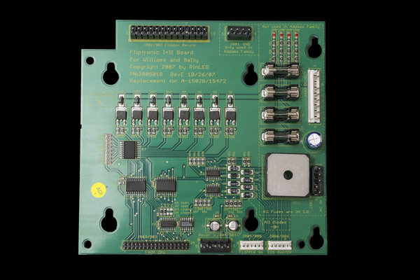 Fliptronic I+II Board