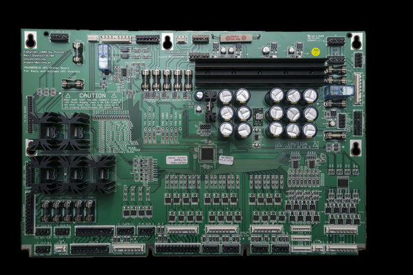 WPC Power Driver Board